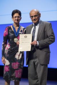 Made Hon Senior Fellow to the Royal College of Paediatrics and Child Health